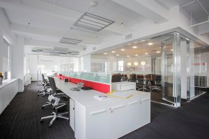 Manhattan Open Office Space