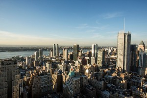 450 Seventh Ave Aerial