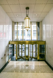 Nelson Tower Lobby